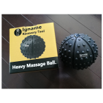 IgnameのHeavy Massage Ballでお尻の痛みが改善!