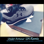 UNDER ARMOUR UA Remixレビュー